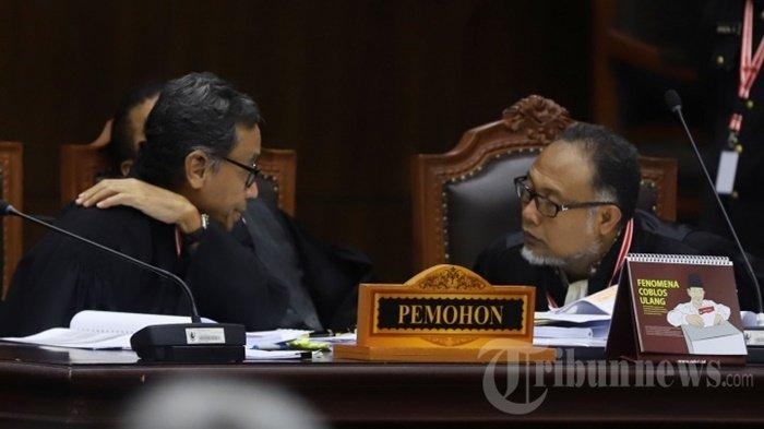 Kuasa Hukum Prabowo-Sandi, Bambang Widjojanto tak Mungkin Buktikan Kecurangan, Begini Kata Pengamat