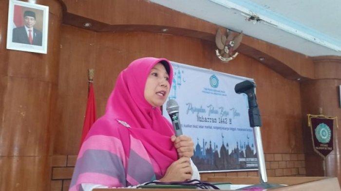 Peringati Tahun Baru Islam di Tengah Pandemi, Hj Norbaiti: Alhamdulillah Kita Mendapat Rejeki Mata