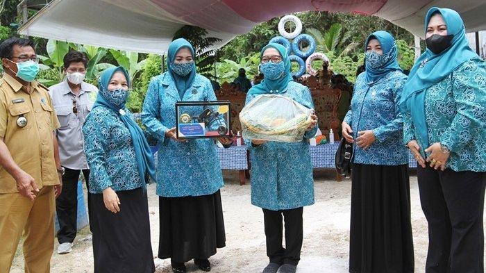 Masuk Nominasi Lomba Tingkat Provinsi Kaltim, Maslianawati Berharap Dasawisma Rosella Juara