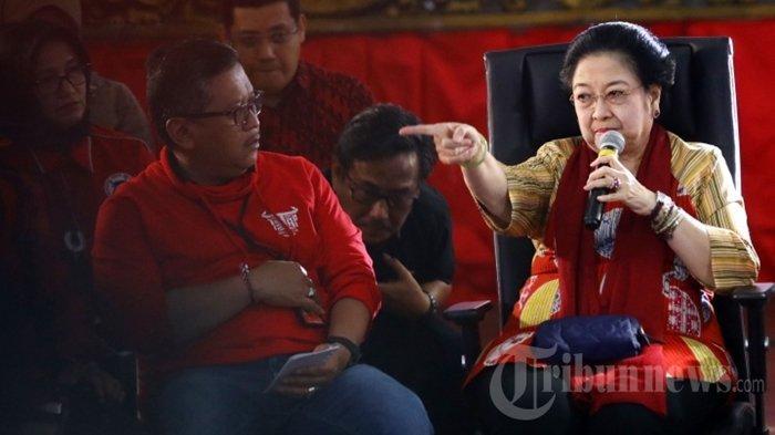 Pakar UGM Bongkar Peran Megawati dan Hasto Kristiyanto Ganti Paman Puan Maharani dengan Harun Masiku