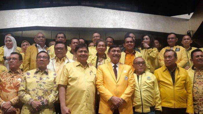 Siap Gantikan Jokowi, Terungkap Pertemuan 4 Mata Airlangga dan Aburizal Sebelum Munas Golkar Digelar