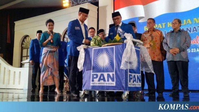 Dukung Pemerintah, Zulkifli Hasan Tegaskan PAN Tak Pernah Minta Jabatan ke Presiden Jokowi