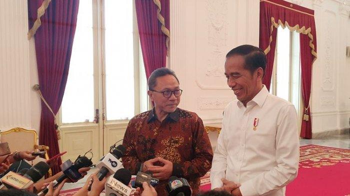Jokowi Akui Bahas PAN di Kabinet, 1 Nama Menteri yang Pernah Mundur Ini Pernah Disebut Punya Peluang