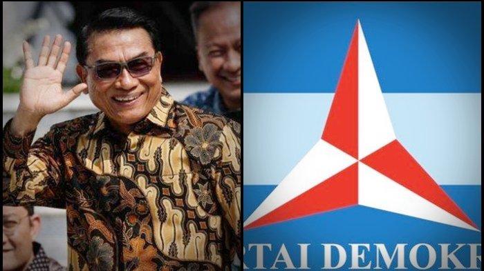 Pengamat Ulas Peluang Demokrat Moeldoko Dapat SK Menkumham, Kantongi Restu Jokowi? Terlihat di KLB