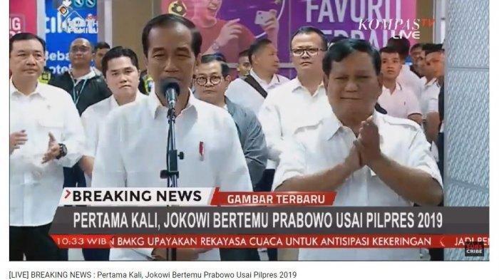 Apakah Pemulangan Rizieq Shihab Dibahas dalam Pertemuan Jokowi dan Prabowo, Ini Kata Pramono Anung