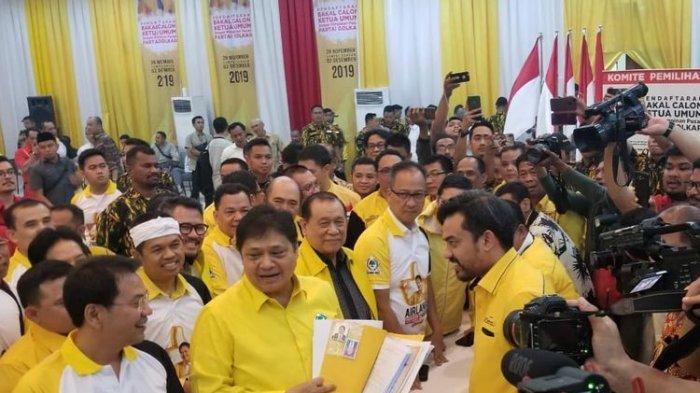 Kelebihan Airlangga Hartarto Dibanding Prabowo dan Megawati di Pilpres 2024, Kantongi Restu Jokowi?