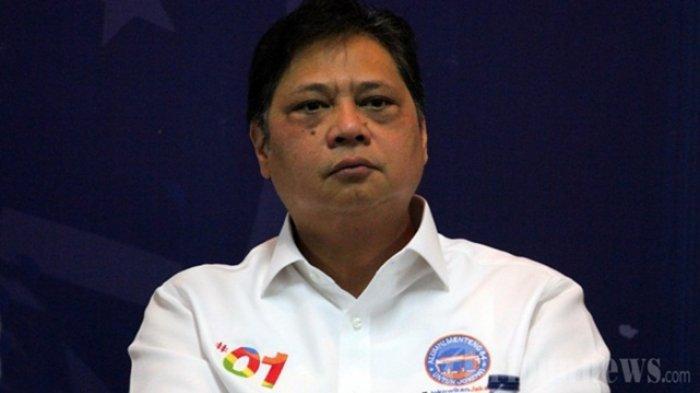 Airlangga Hartarto Akhirnya Angkat Bicara soal Jatah Ketua MPR RI, Gerindra Percaya Diri