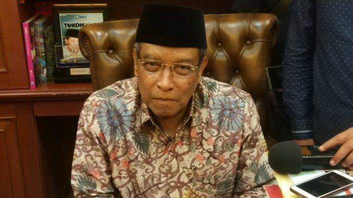 Ketua Umum PBNU, KH Said Aqil Siradj Positif Covid, Menag Fachrul Razi Langsung Kirim Pesan Khusus