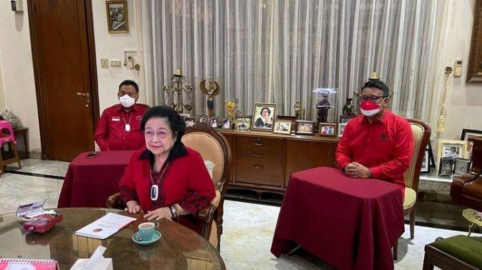 Menangis, Ketua Umum PDIP Megawati Bantah Isu Dirinya Sakit dan Dirawat di RS:Saya Sehat Walafiat