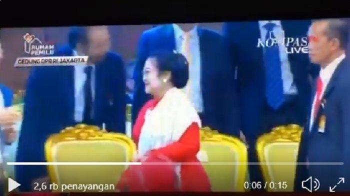 Pasca Video Viral Megawati Cueki Surya Paloh, Sekjen PDIP : Saya Pribadi Menjadi Saksi