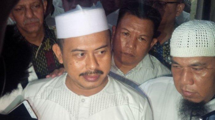 Ngeri, Ini Ancaman Slamet Maarif kepada Pemerintah Indonesia Jika tak Bisa Pulangkan Rizieq Shihab