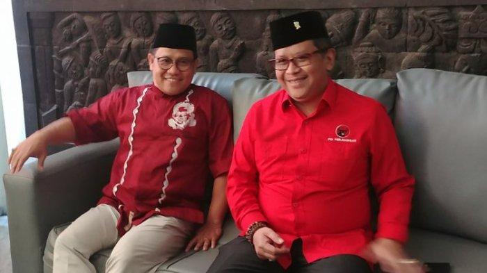 Dukung Jokowi, Cak Imin Tawarkan Diri jadi Cawapresnya! Ini Kata PDI-P
