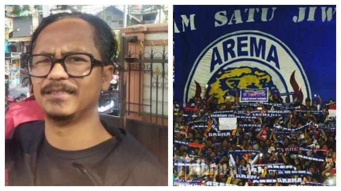 Usai Arema FC vs Persib, Ketua Viking Ucap Terima Kasih Untuk Aremania  'Semoga Bisa Ditiru Bobotoh'