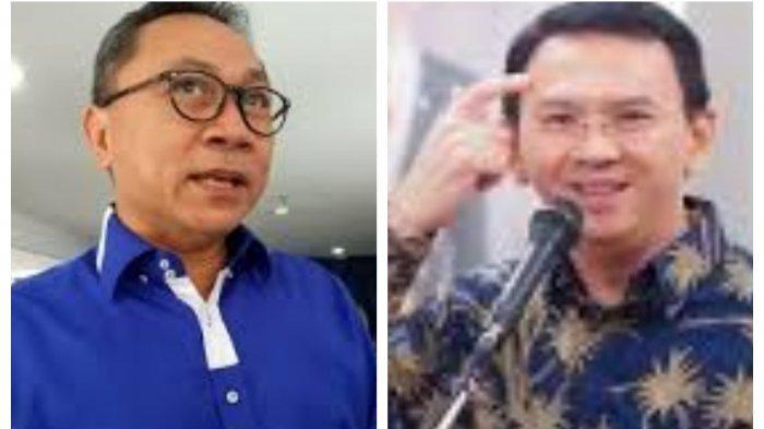 Mau Jadi Bos BUMN, Zulkifli Hasan Ketum PAN Bandingkan Ahok dengan Napi Korupsi yang Maju Pilkada