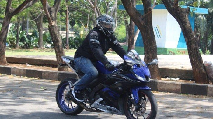 Ingin Berkendara Maksimal Pakai Motor Sport Fairing, Simak Tips dari Yamaha Riding Academy Berikut