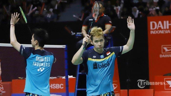 INDONESIA OPEN 2019 - Pengakuan Kevin Sanjaya Setelah Menang di Pertandingan Pertama