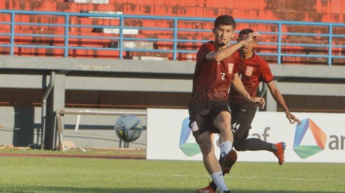 Cerita Kevin Gomez Soal Samarinda, Pemain Borneo FC Ini Ingin ke Tepian Mahakam & Makan Nasi Kuning