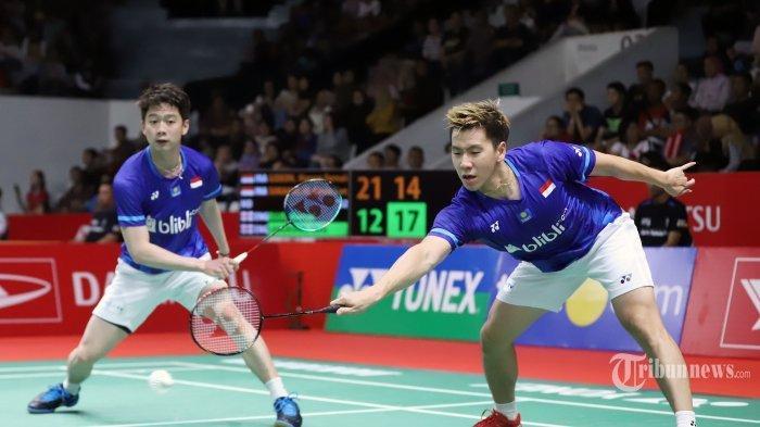 Marcus/Kevin Kalah dari Pasangan Taiwan, Bagaimana Nasibnya di Perempat Final Olimpiade Tokyo?