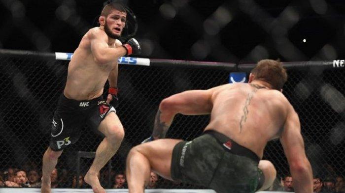 Khabib Nurmagomedov Bukan Lagi Lawan Sepadan Bagi Conor McGregor, The Notorious Bisa Hancur Lebur