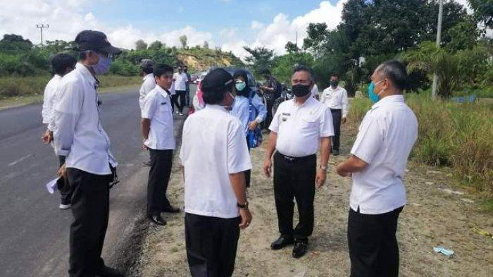 Walikota Tarakan Tinjau Pembangunan Jalan, Bedah Rumah hingga Sentra Produksi Ikan Tipis