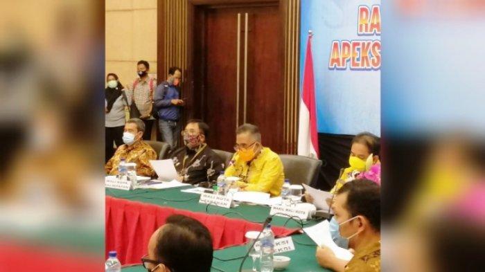 Walikota Tarakan Pimpin Rakerwil APEKSI Regional Kalimantan di Balikpapan, Ini yang Dibahas