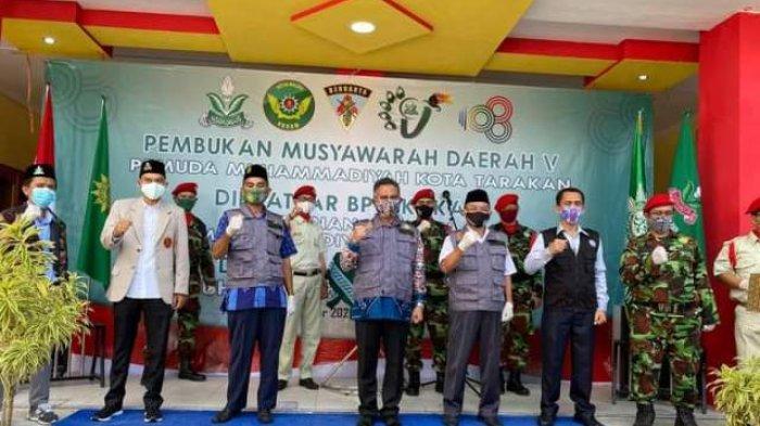 Walikota Khairul Diangkat Jadi Anggota Kehormatan KOKAM Muhammadiyah