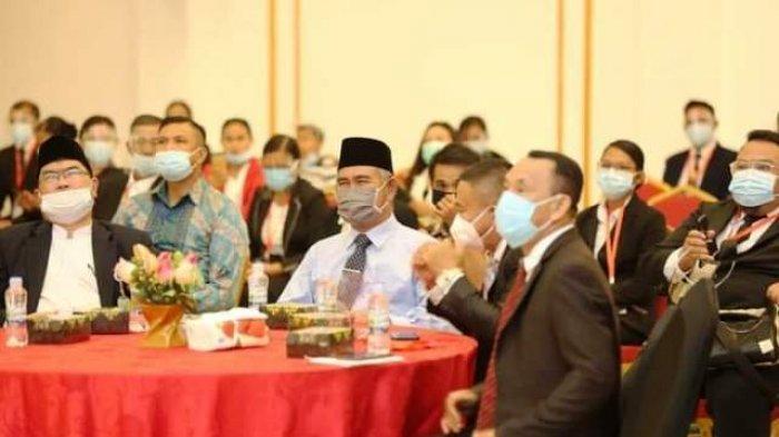 Hadiri Sidang Daerah II GPSDI, Walikota Khairul Sebut Tarakan Kota Majemuk