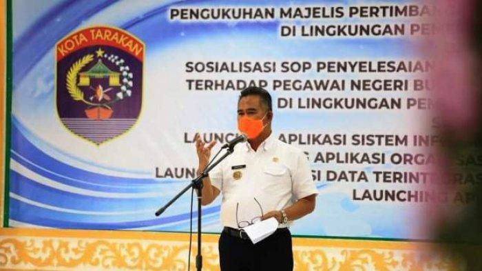Kukuhkan Majelis PPKD, Walikota Khairul Minta Temuan-temuan Kerugian Daerah Segera Diselesaikan