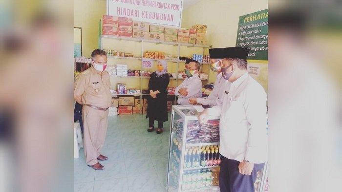 Kunjungi Dhuafa Mart, Khairul Sebut Pemkot Tarakan Berkomitmen Otimalkan Potensi Zakat