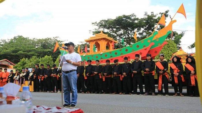 Peringati HUT ke-22 Tarakan, Pemkot Gelar Parade Budaya  Nusantara Disambut Antusias Masyarakat