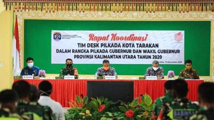 Perkuat Persiapan Pilgub 2020, Khairul Nyatakan Komitme Pemkot Sukseskan Pencoblosan 9 Desember