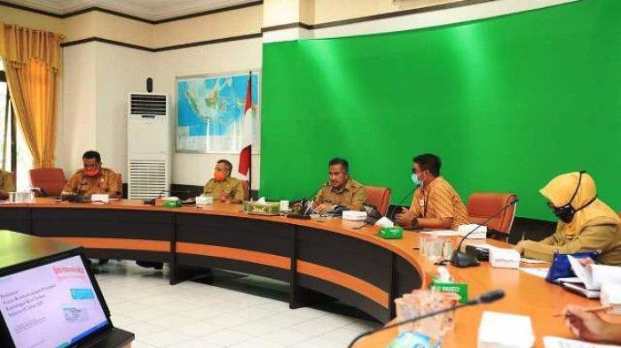 Bahas Mutu Pelayanan, Walikota Pimpin Rapat Bersama BPJS Kesehatan