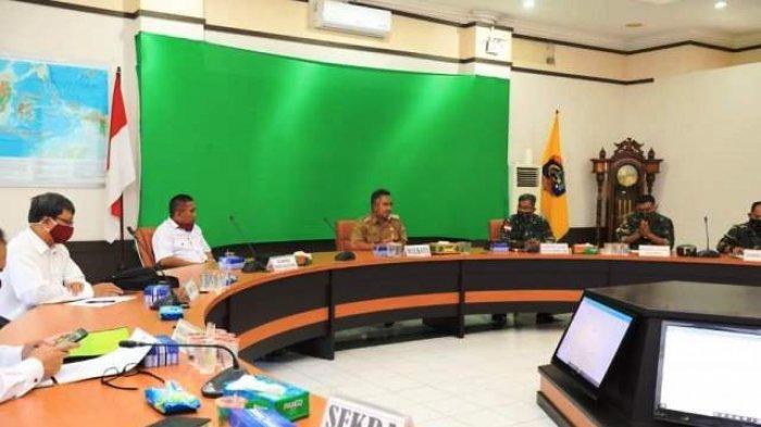 Ancaman Sanksi Bagi Tidak Patuh Protokol Kesehatan, Walikota Khairul: Diterapkan Dua Minggu Lagi