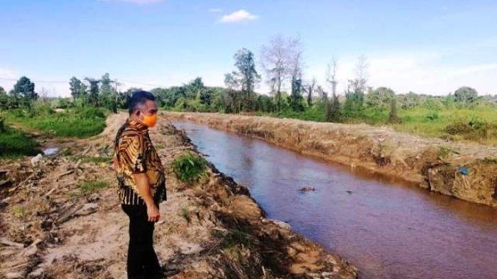 Tinjau Normalisasi Sungai, Walikota Khairul Berharap Banjir Teratasi Warga Kembali Lancar Beribadah