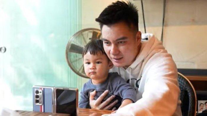 3 Hari Tidak Bertemu, Perlakuan Kiano Anak Baim Wong pada Paula Verhoeven yang Positif Covid-19