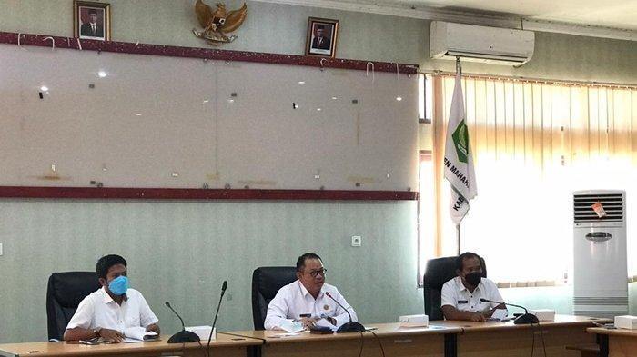 Ikuti Kick Off Meeting AMPL Se-Kaltim, Sekda Harapkan Sinergitas Pendanaan