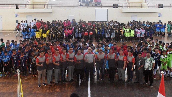 Presiden Direktur PT Kideco Jaya Agung Berharap Cetak Atlet Futsal Lewat Kideco Futsal Cup 2019