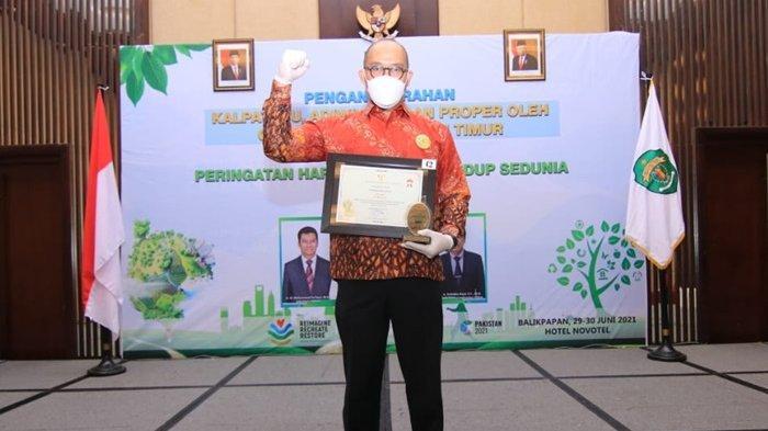 Kideco Jaya Agung Raih Proper Emas, 9 Kali Sabet Penghargaan Tertinggi Pengelolaan Lingkungan Hidup
