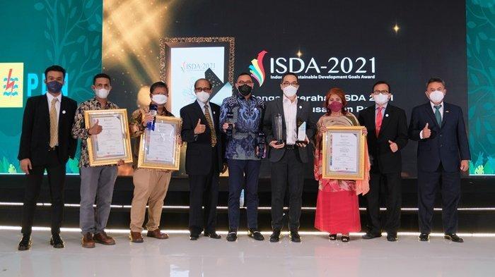 Kideco Raih 19 Penghargaan Dalam Ajang Indonesia Sustainable Development Award 2021