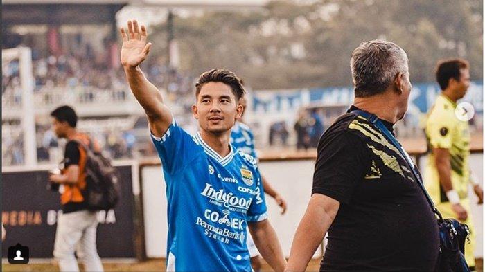 Piala Menpora, Persib Kehilangan Banyak Pemain Idola, Ipar Irfan Bachdim Menangis Tinggalkan Bobotoh