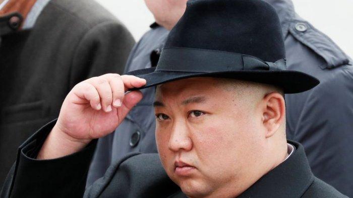 Dua Ribu Remaja Korea Utara Jadi Pemberi Kebahagian Tamu Kehormatan Kim Jong Un, Begini Faktanya
