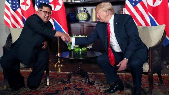 Pertemuan Kedua Donald Trump dan Kim Jong Un Kemungkinan Dihelat di Vietnam Bulan Depan