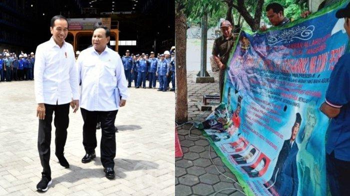 Kronologi Munculnya Kerajaan King Of The King, Berani Klaim Nama Soekarno, Prabowo dan Jokowi