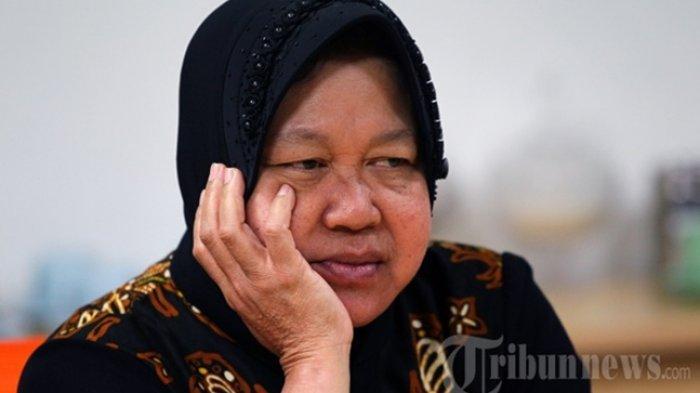 Terduga Pelaku yang Menghina Walikota Risma Diamankan, Begini Keseharian Wanita yang Punya 3 Anak