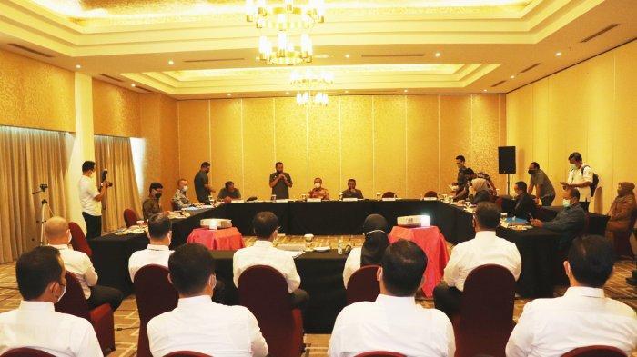 DPRD Lakukan Uji Kepatutan dan Kelayakan Calon KIP Kaltim