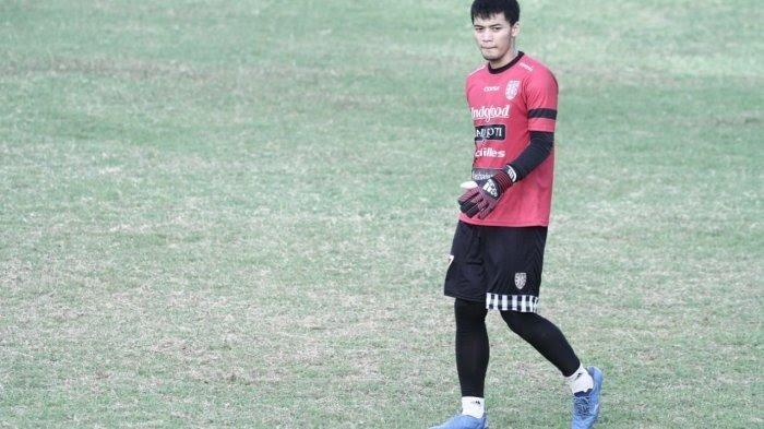 Dicky Indriyana dari Bali United Bakal Kiper Utama Borneo FC, Carlos Salomao Mirip Luzinho Pasos