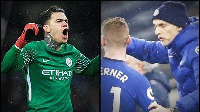 Final Liga Champions Manchester City vs Chelsea, Kiper Muda Penuh Tato Minta jadi Algojo Adu Penalti