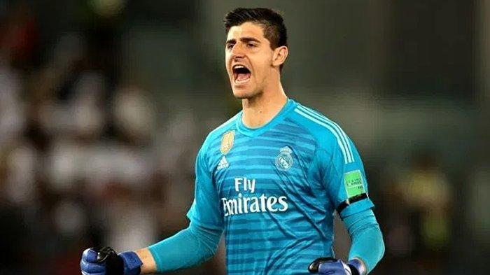 Terus Jadi Sasaran Amarah Suporter Real Madrid, Thibaut Courtois Ungkap Situasi Sebenarnya