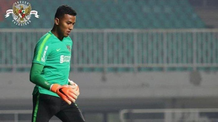 Sempat Mencuat ke Persib Bandung, Kiper Timnas Indonesia Ini Justru Dekat ke Persebaya Surabaya