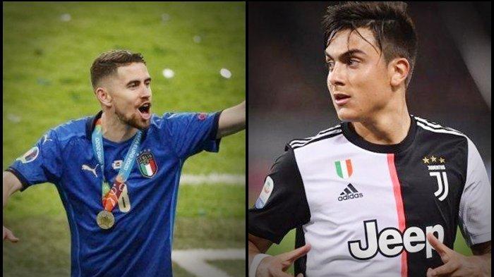 Calon Peraih Ballon d'Or Jorginho Nyaris ke Juventus, Update Kontrak Dybala Masih Buntu Soal Gaji